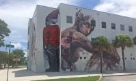 Jose de Diego Middle School in the Wynwood neighborhood.