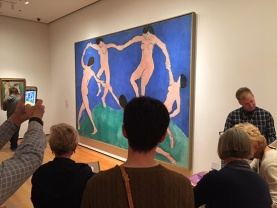 "Matisse's ""la Danse"""
