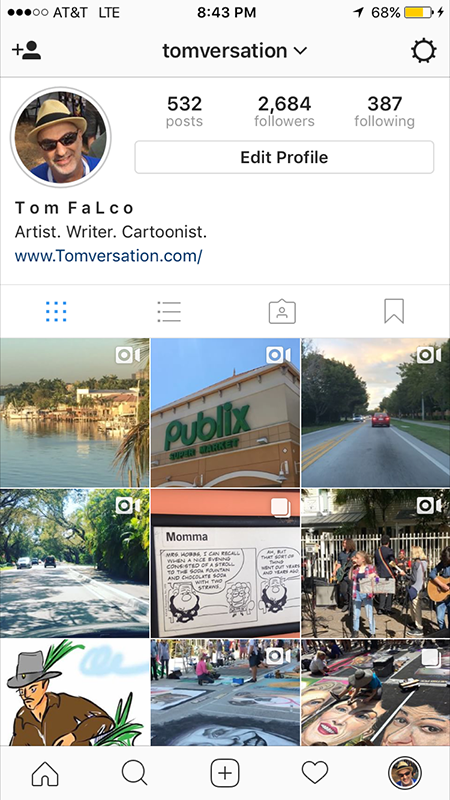 instagram-tomversation