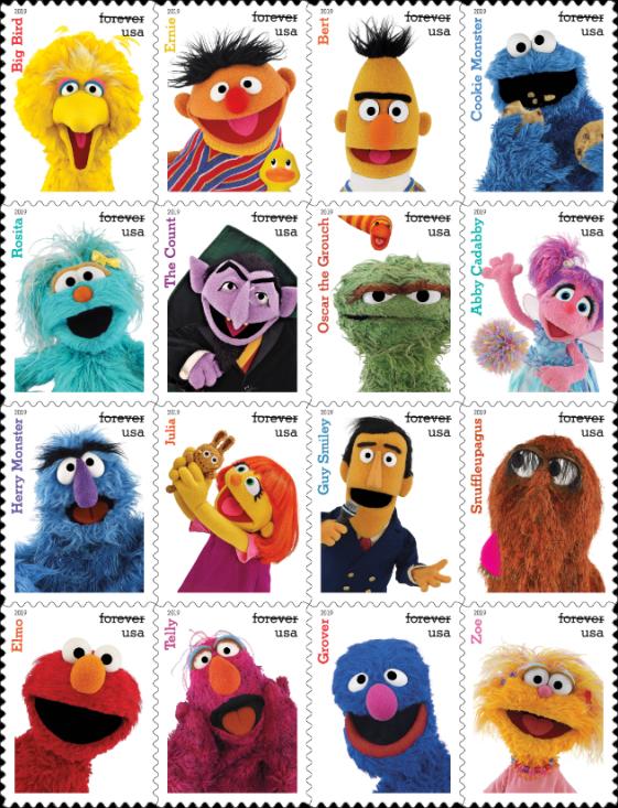 sesame-street-stamps