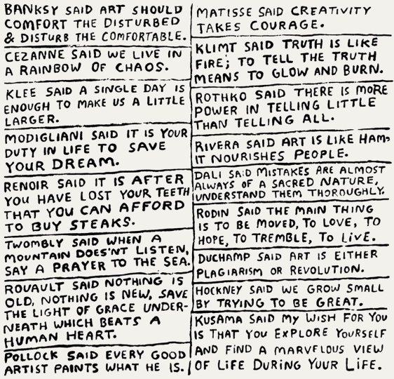 art-quotes